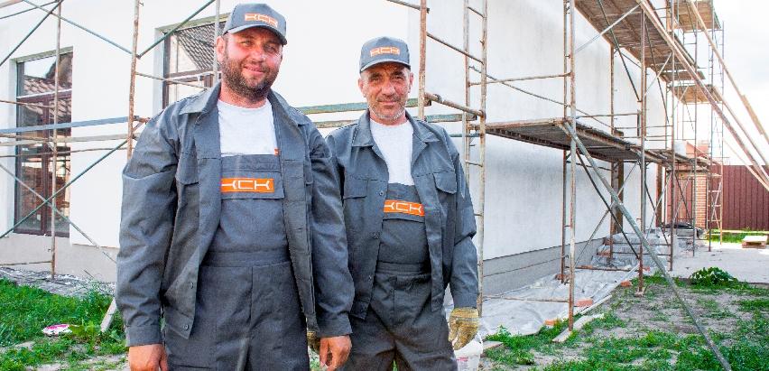 ремонт фасада киев и область - кск фасад