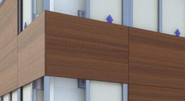 Вентилируемый фасад – ключ к энергосбережению